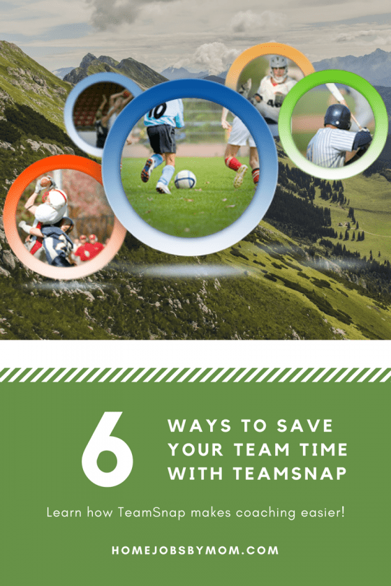 How to Save Your Team Time with TeamSnap